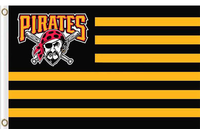 Pittsburgh Pirates Flag 3x5 FT