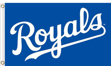 Kansas City Royals Flag 3ft x 5ft