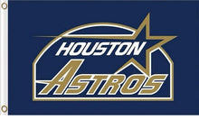 Load image into Gallery viewer, Houston Astros logo Flag 3x5 FT