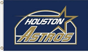 Houston Astros logo Flag 3x5 FT