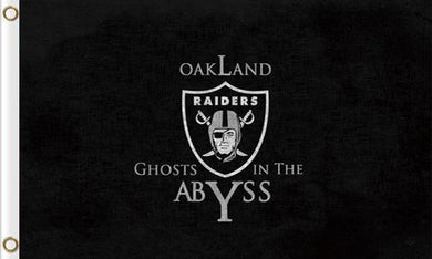 Oakland Raiders Sports Banners Flags 3ftx5ft