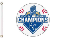 Load image into Gallery viewer, Kansas City Royals Baseball Club flags 3ftx5ft