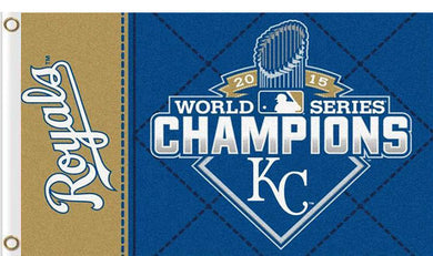 Kansas City Royals Baseball Club flags 3ftx5ft