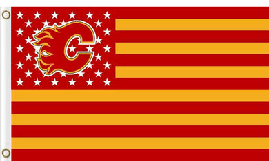 Calgary Flames flags 90x150cm