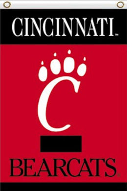 Cincinnati Bearcats Sport Banner Flag 3ft*5ft