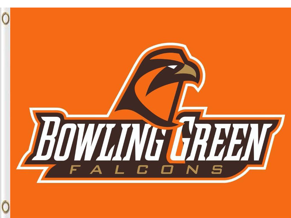Bowling Green Falcons Hand Flag 3*5ft