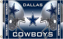 Load image into Gallery viewer, Dallas Cowboys FLAG 90x150cm polyester banner