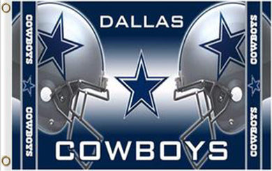 Dallas Cowboys FLAG 90x150cm polyester banner