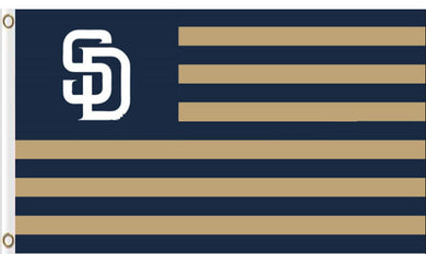 San Diego Padres Banner flags 3x5ft