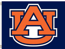 Load image into Gallery viewer, Auburn Tigers Hand Flag 3*5ft