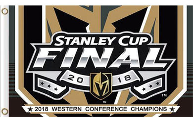 3x5ft 2018 Vegas Golden Knights Final Stanley Cup Champions