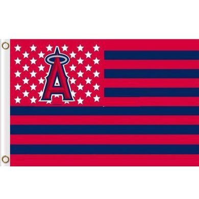 Los Angeles Angels of Anaheim USA Flag 3x5ft