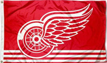 Load image into Gallery viewer, Detroit Red Wings Flag National Hockey League 3ft x 5ft 100D