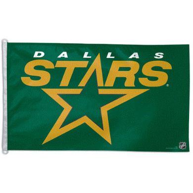Dallas Stars Polyester flag 90x150 cm 100D
