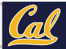 Load image into Gallery viewer, California Golden Bears Hand Flag 3*5ft Club