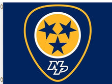 Load image into Gallery viewer, Nashville Predators Flag 3ftx5ft