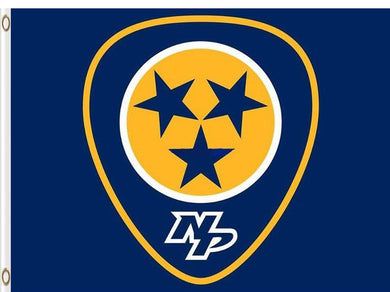 Nashville Predators Flag 3ftx5ft