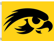 Load image into Gallery viewer, lowa Hawkeyes Hand Flags 3*5ft