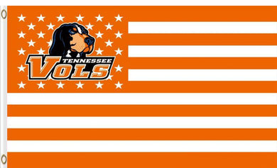 Tennessee Volunteers Star And Stripes Outdoor Banner Flag 3*5ft