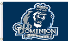 Load image into Gallery viewer, Old Dominion Monarchs Digital Printing sports flag