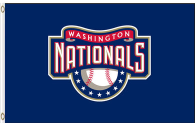 Washington Nationals Team Banner flag 3ftx5ft