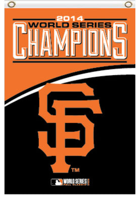 San Francisco Giants 2014Champion Banner flags 90x150cm
