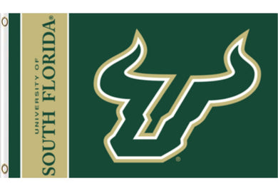 South Florida Bulls Sport Team Flag 3*5ft