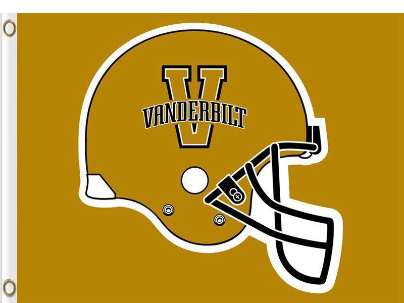 Vanderbilt Commodores sports team flag 90*150CM