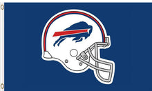 Load image into Gallery viewer, Buffalo Bills Flag 3ftx5ft