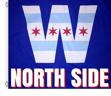 Chicago Cubs flag 3ftx5ft