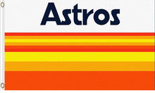 Load image into Gallery viewer, Houston Astros Baseball Club flags 3ftx5ft