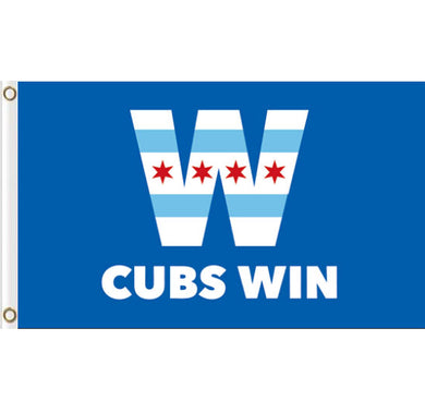Chicago Cubs Flag 3ft x 5ft