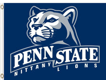 Load image into Gallery viewer, Penn State Nittany Lions Flag Digital Printing 3*5ft