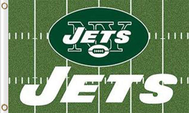 New York Jets Green Flags 3ftx5ft