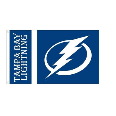 Tampa Bay Lightning 3x5ft Flag With Grommets