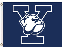 Load image into Gallery viewer, Yale Bulldogs 100D Polyester Digital Printing