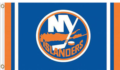 New York Islanders custom flag 3ftx5ft
