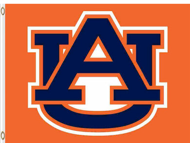 Auburn Tigers Hand Flag 3*5ft