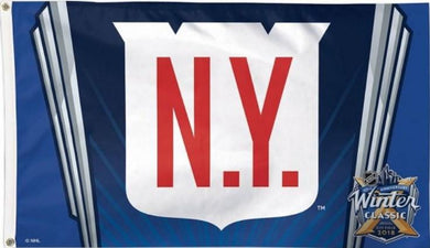 New York Rangers logo Flag 3x5 FT 150X90CM Banner