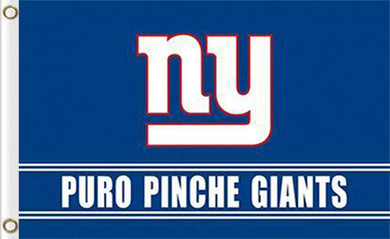 New York Giants Puro Pinche Flags 3*5FT