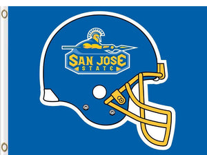 San Jose State Spartans sports team flag 3*5ft