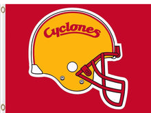 Load image into Gallery viewer, Iowa State Cyclones Flag 3*5ft Club