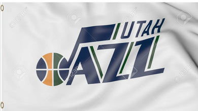 Utah Jazz flags 90x150cm