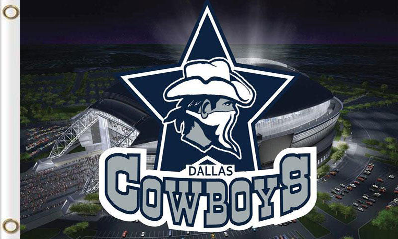 Dallas Cowboys National Football Club Flags 3ftx5ft