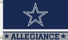 Load image into Gallery viewer, Dallas Cowboys Flag 3*5ft Club