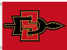 Load image into Gallery viewer, San Diego State Aztecs 3x5FT Flag Digital Printing