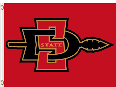 San Diego State Aztecs 3x5FT Flag Digital Printing