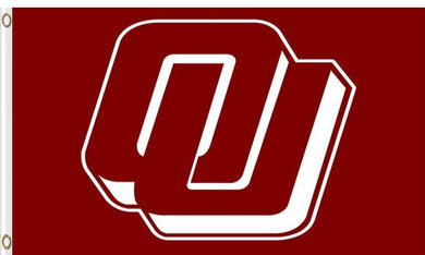 Oklahoma Sooners Sports Flags Digital Printing3*5ft
