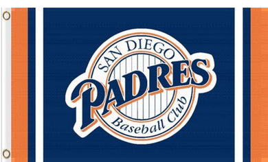 San Diego Padres Polyester Banner flags 90x150cm