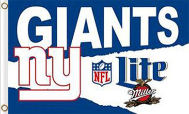 New York Giants Lite Flags 3*5FT